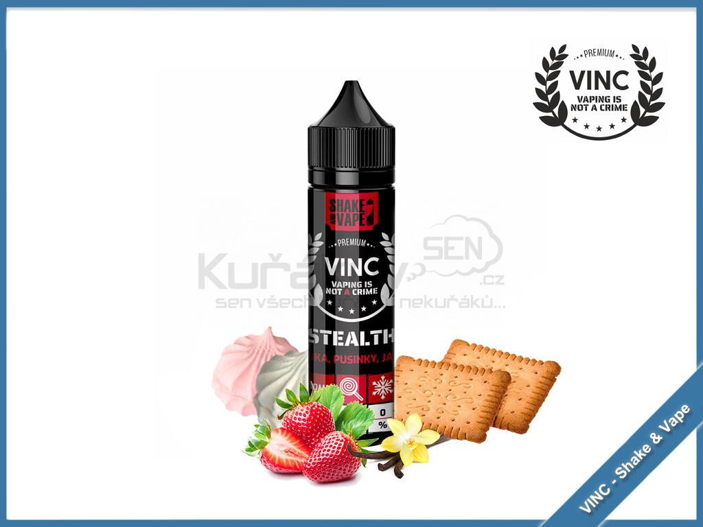 stealth vinc shake and vape