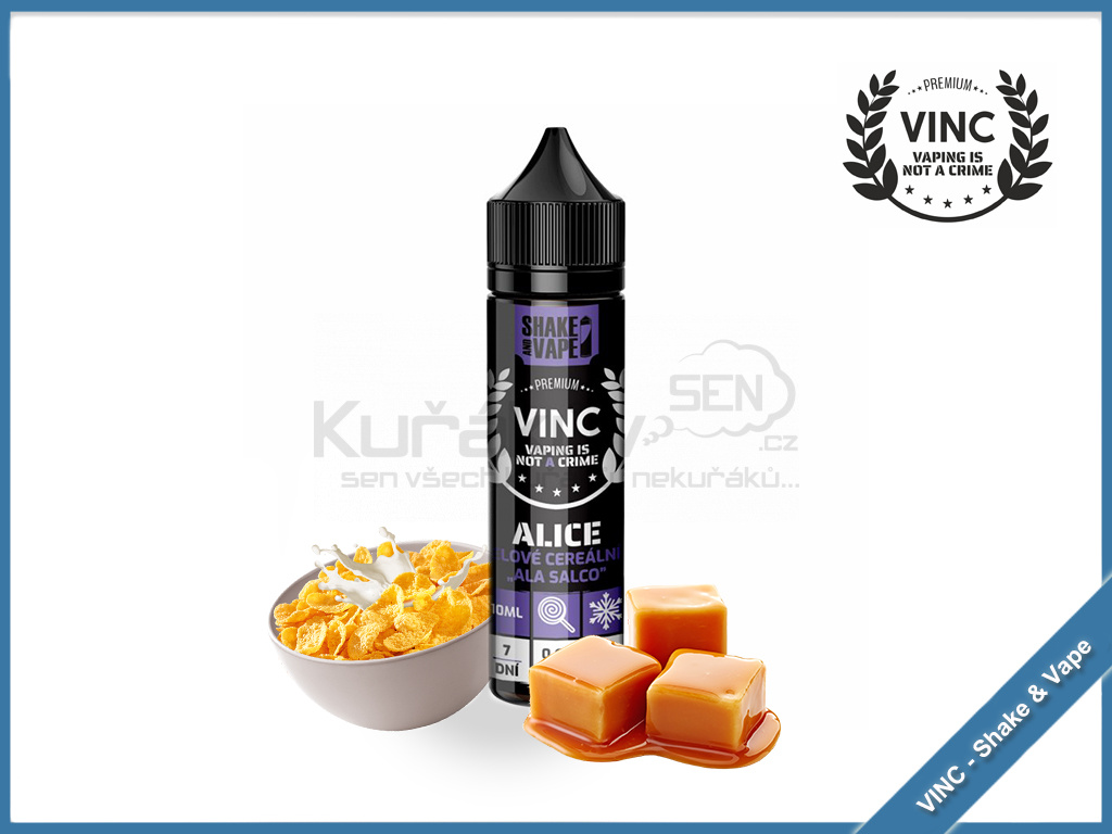 alice vinc shake and vape