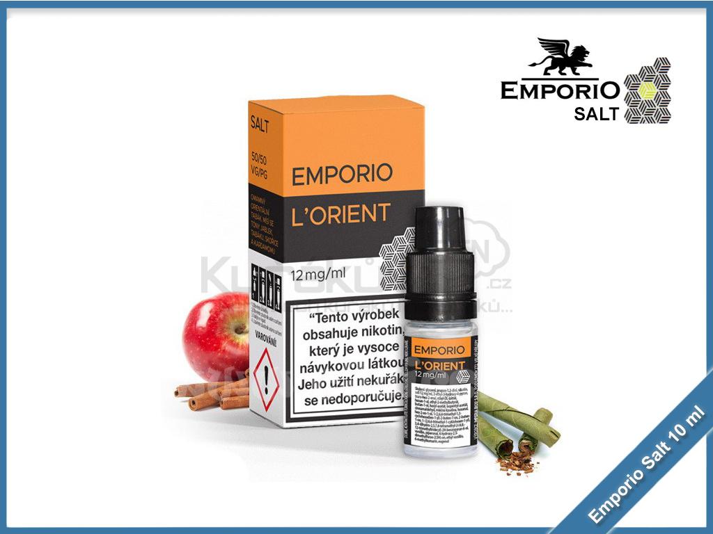 Emporio Salt liquid 10ml LOrient 12