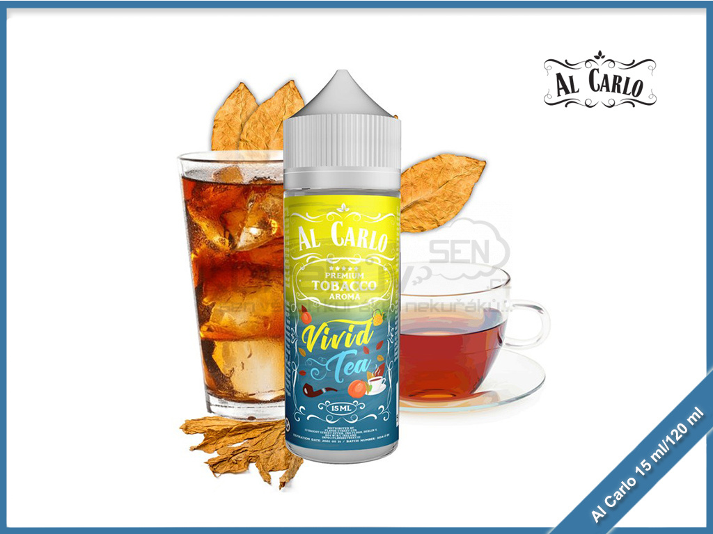 Al Carlo vivid tea
