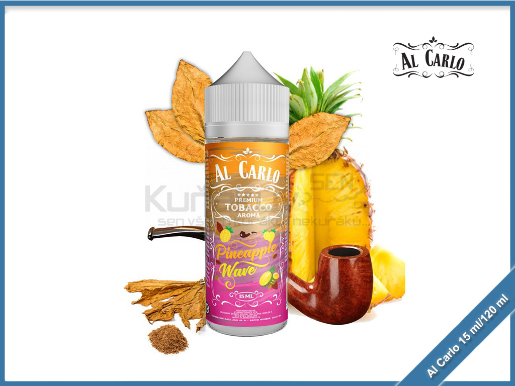 Al Carlo Pineapple wave