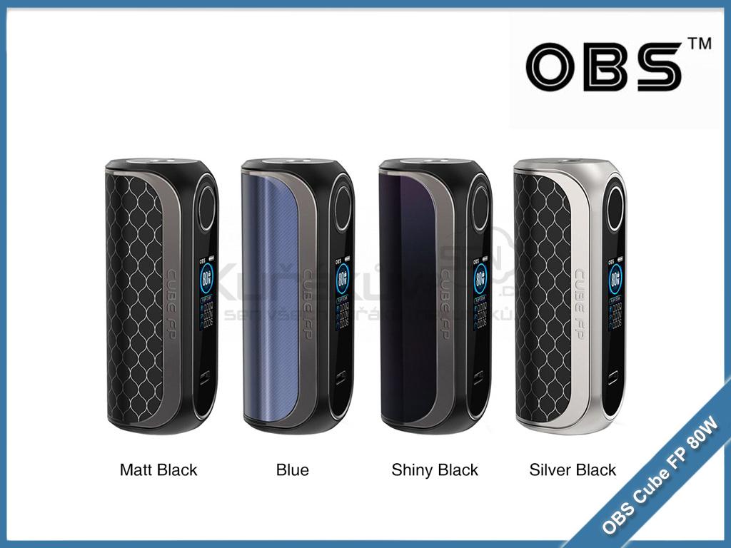 OBS Cube FP 80W