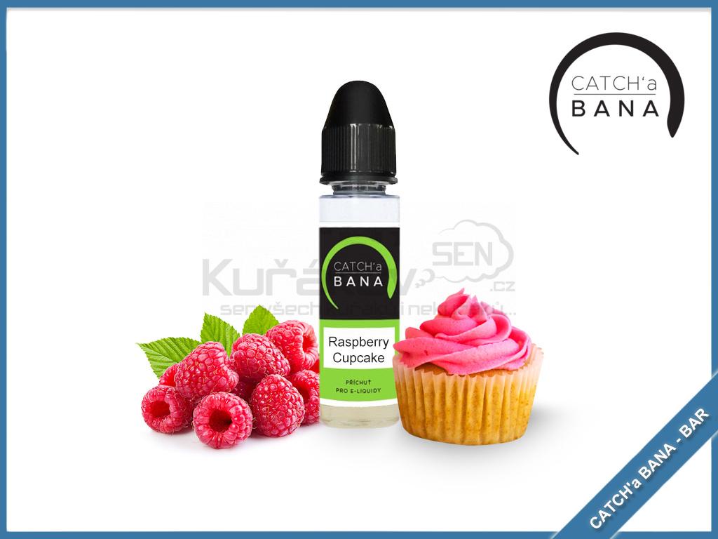 Raspberry Cupcake catcha bana bar