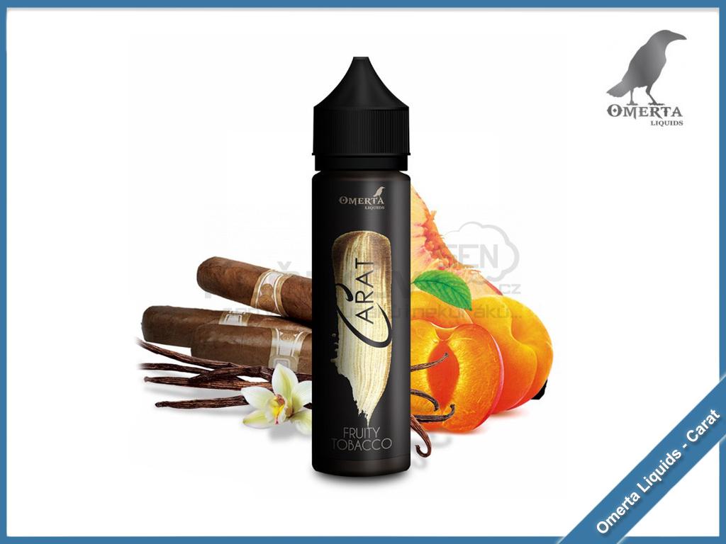 Fruity Tobacco Omerta Liquids Carat
