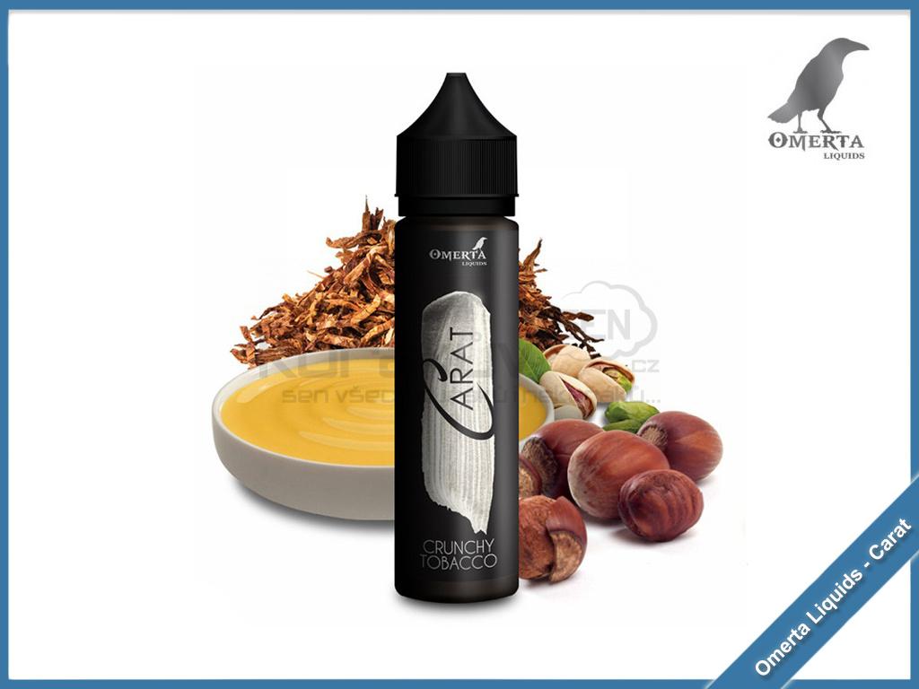Crunchy Tobacco Omerta Liquids Carat
