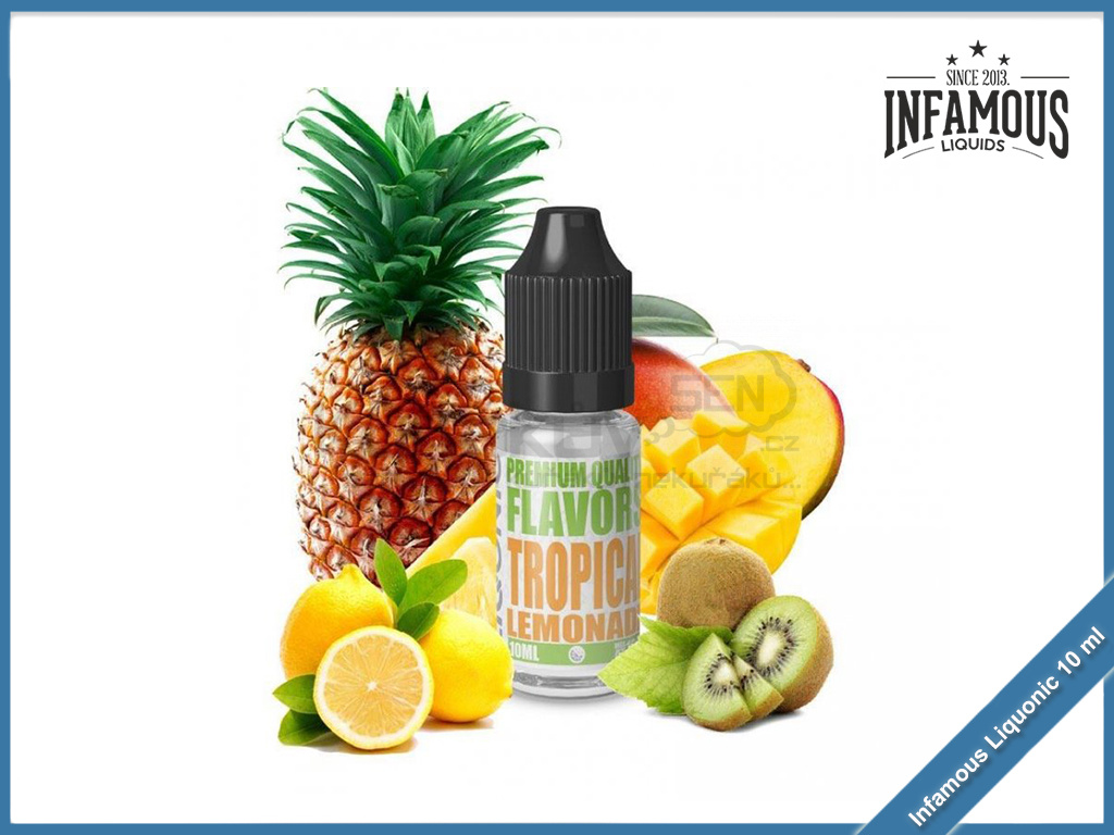 Tropical Lemonade Infamous Liqonic