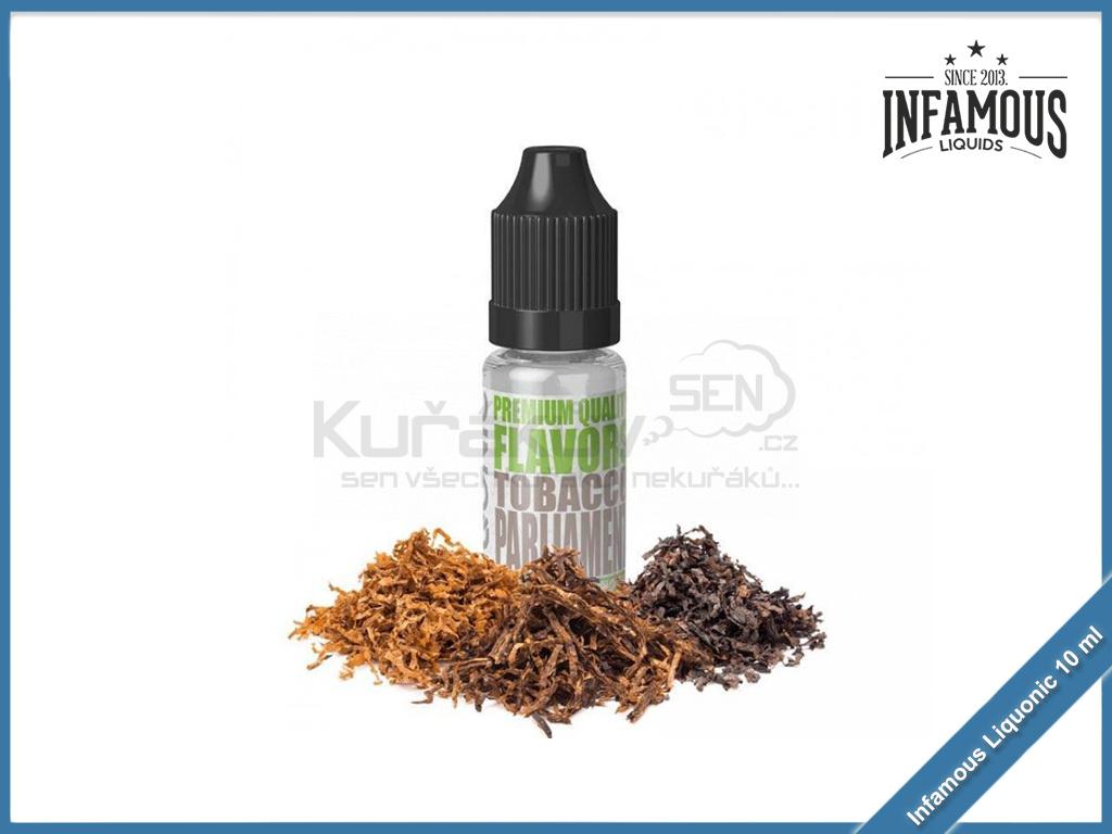 Tobacco Parliament Infamous Liqonic
