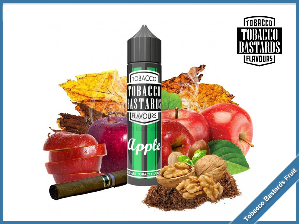 apple tobacco Flavormonks Tobacco Bastards
