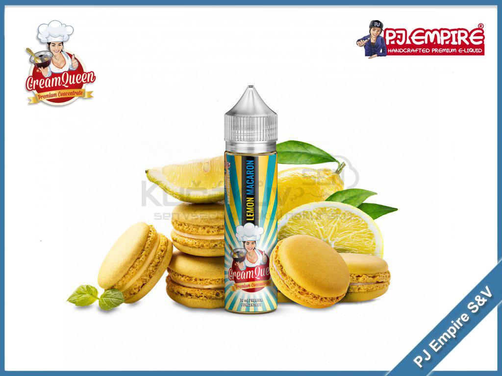 lemon macaron pj empire