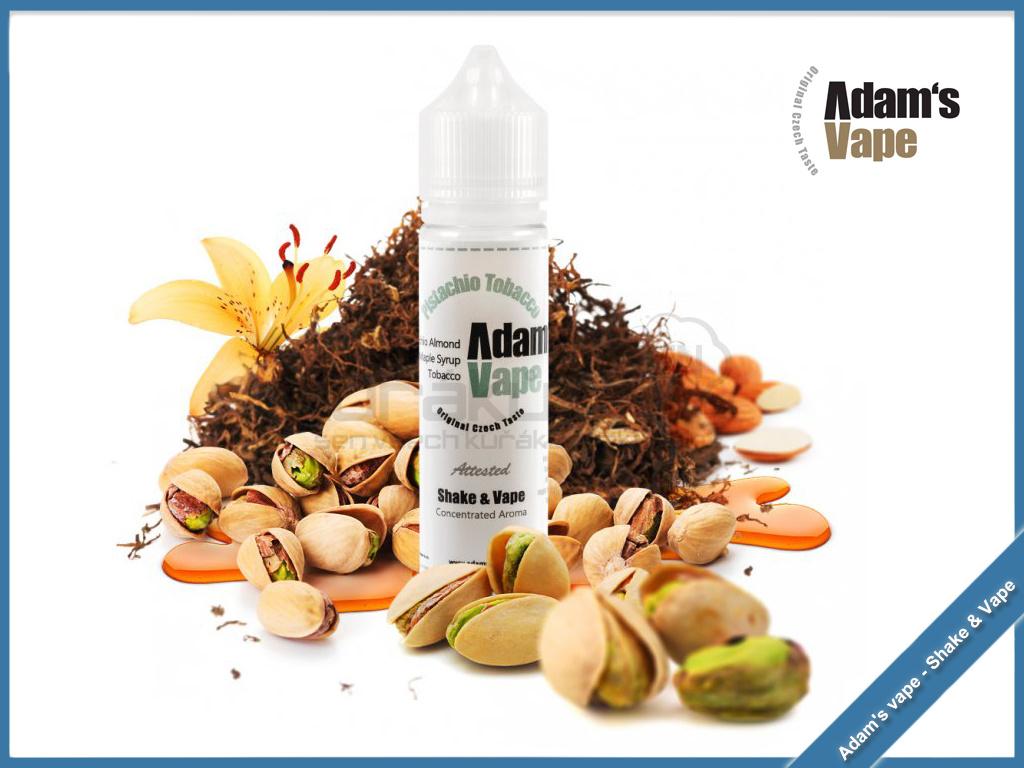 pistachio Tobacco adams vape