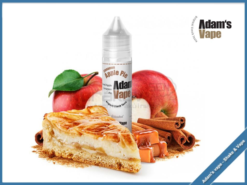 Cinnamon Apple Pie adams vape