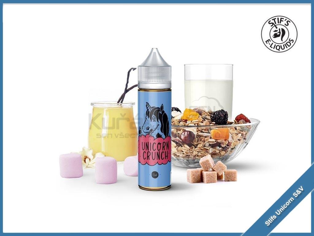 unicorn crunch stifs e liquids