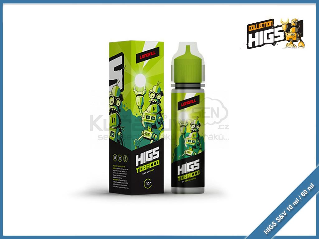 Tobacco higs longfill