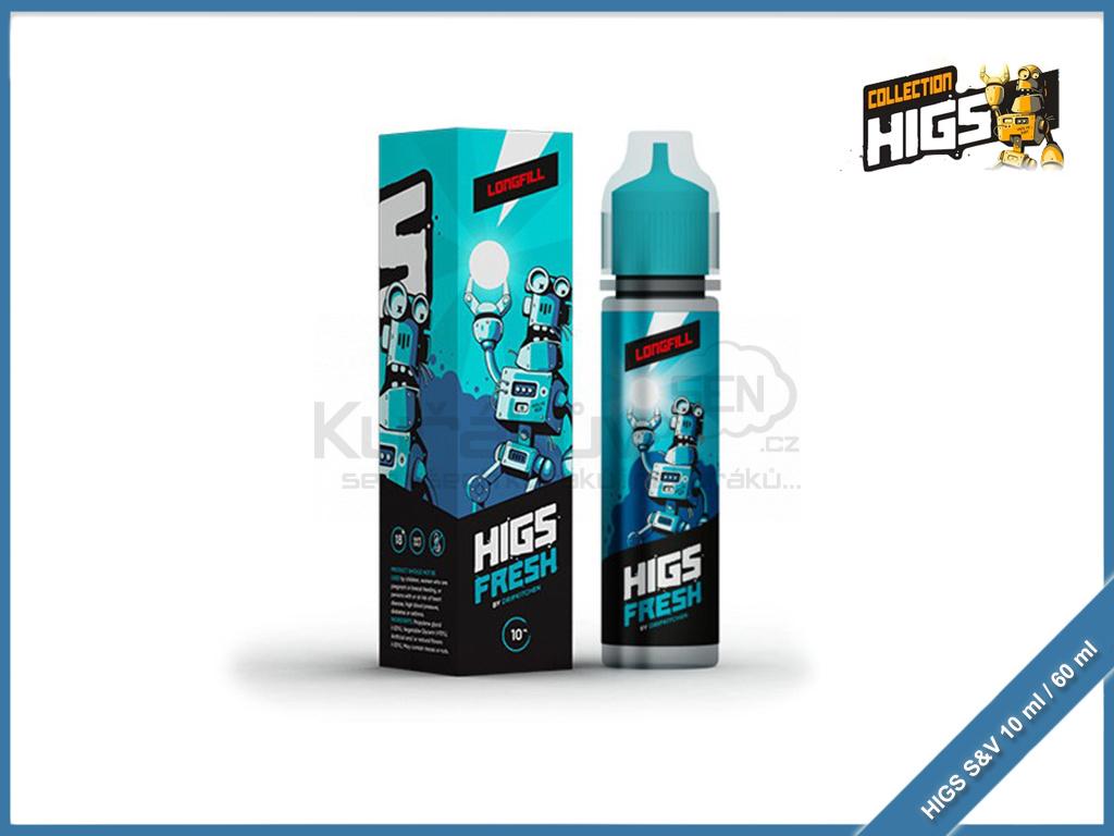fresh higs longfill