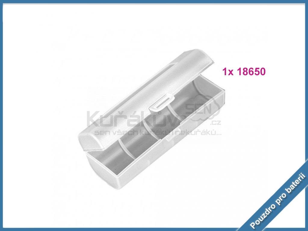 pouzdro pro baterii 18650