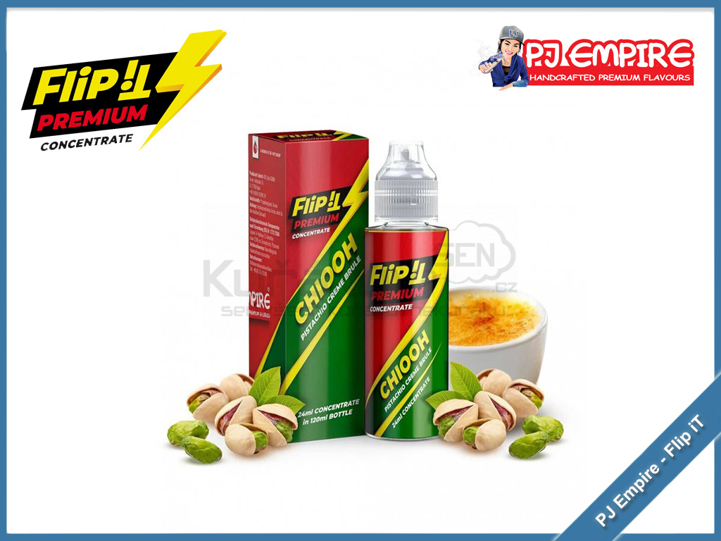 PJ Empire Flip iT Chiooh