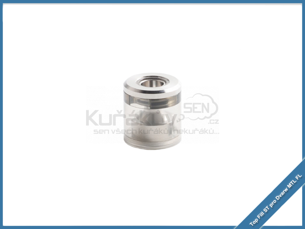 Top Fill ST pro Dvarw MTL FL RTA 22mm