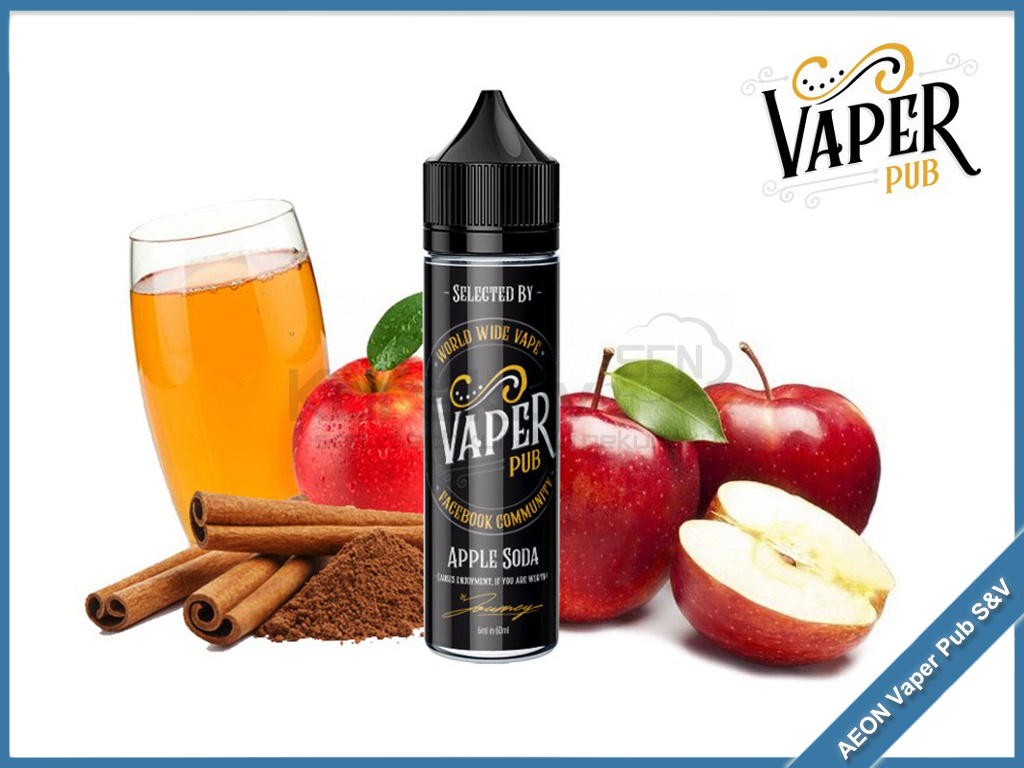 Apple Soda AEON Vaper Pub