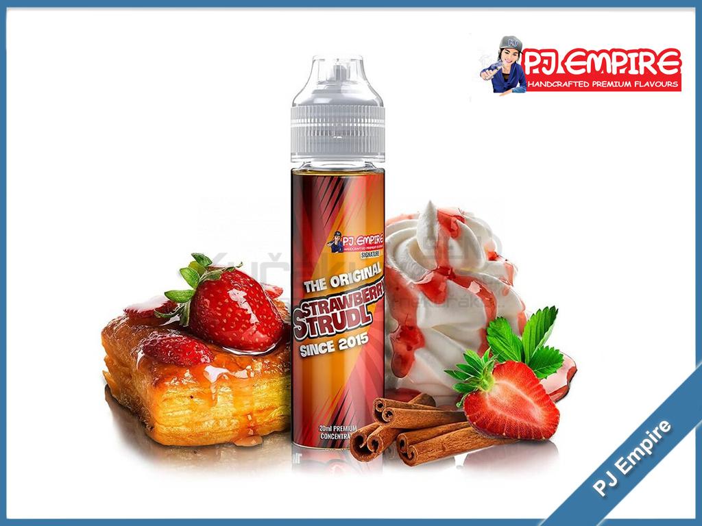PJ empire Signature Line strawberry strudl 20ml
