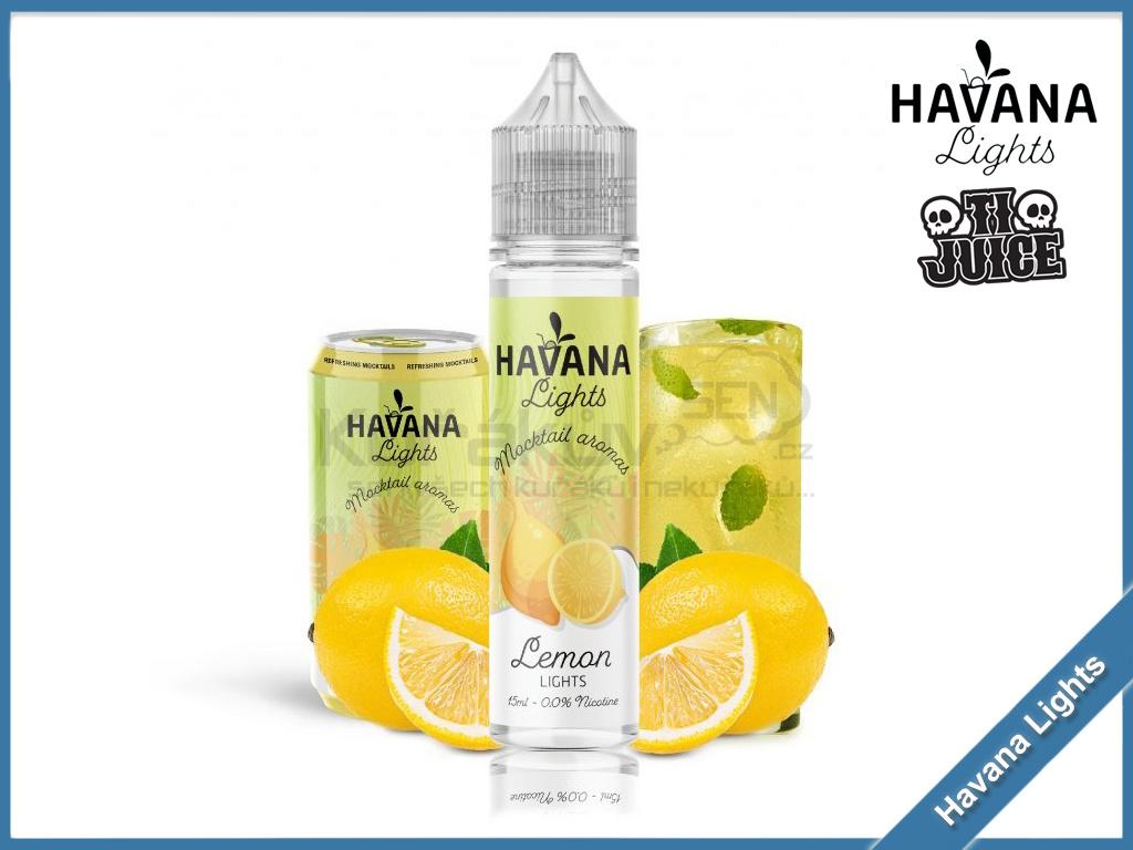 lemon lights havana lights