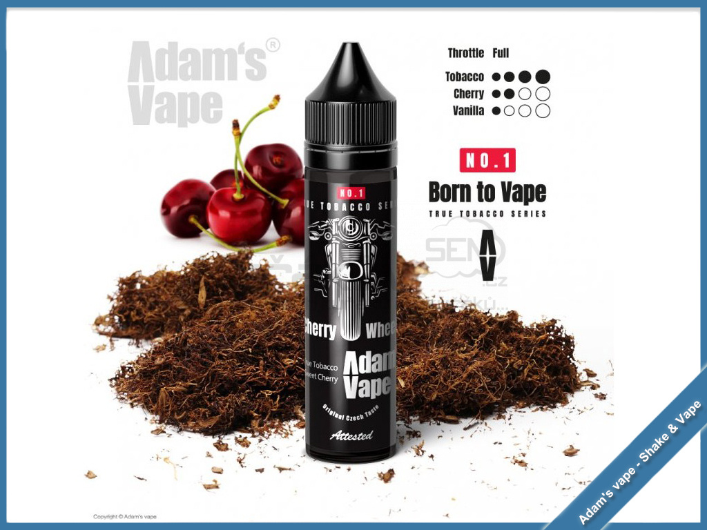 Cherry Wheels adams vape