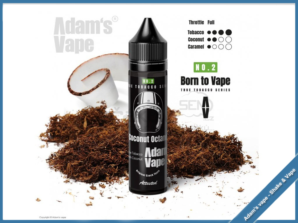 Coconut Octane adams vape