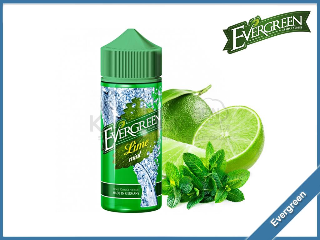lime mint evergreen