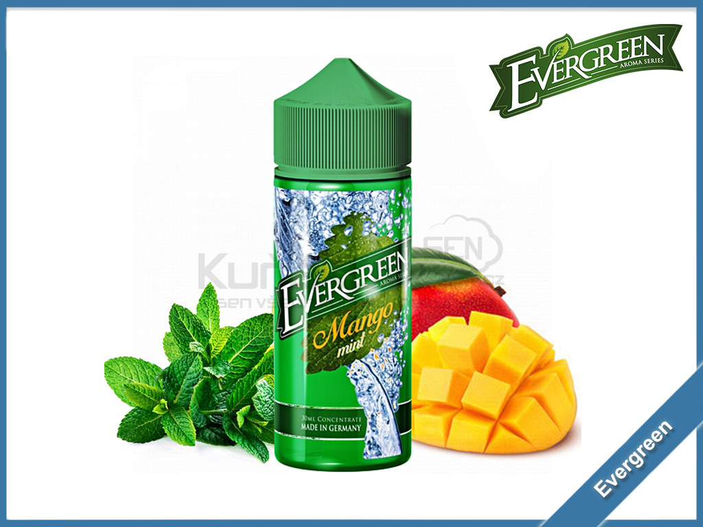 mango mint evergreen
