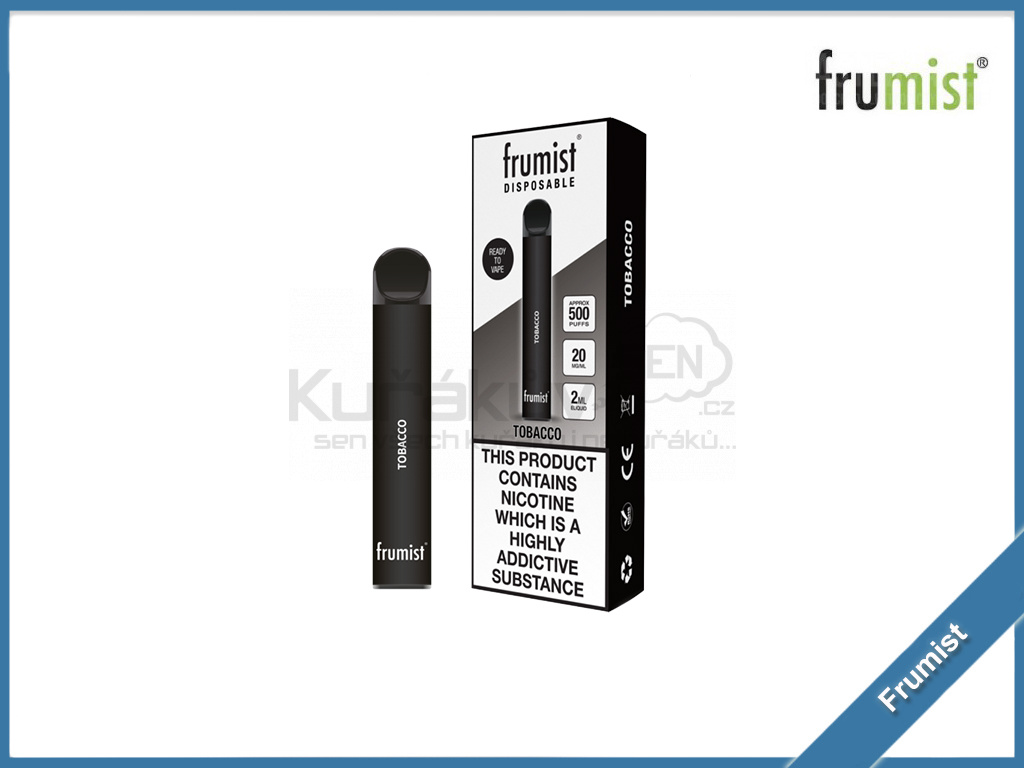 Tobacco frumist