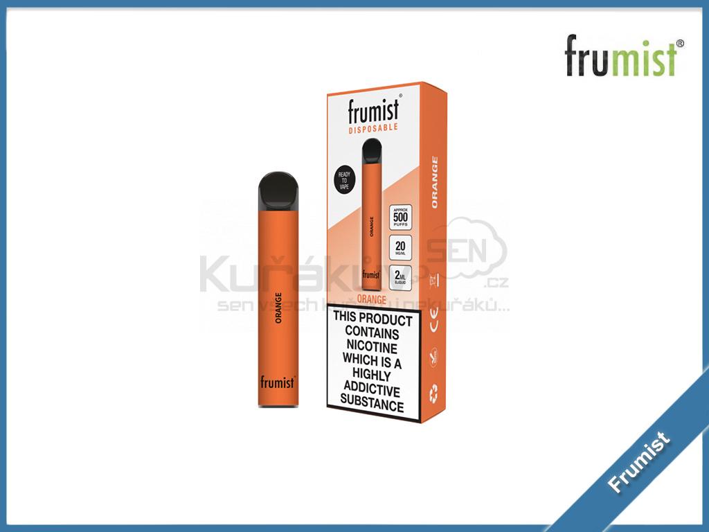 Orange frumist