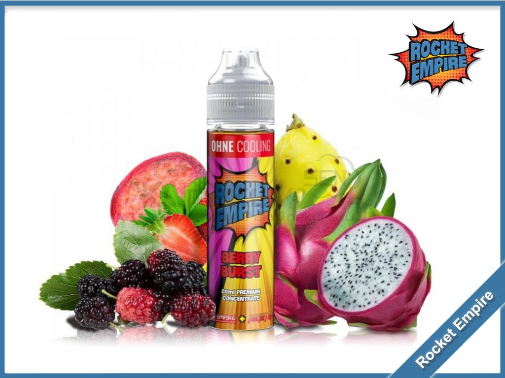 berry burst Rocket Empire no ice 20ml