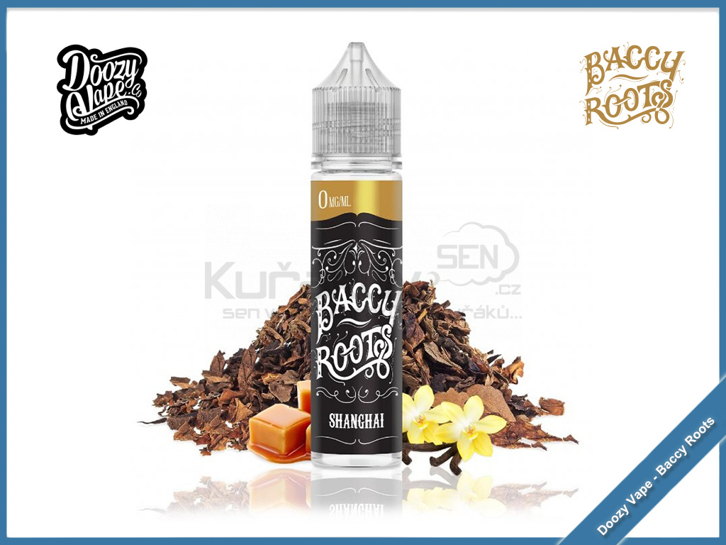 Shanghai Baccy Roots Doozy Vapes