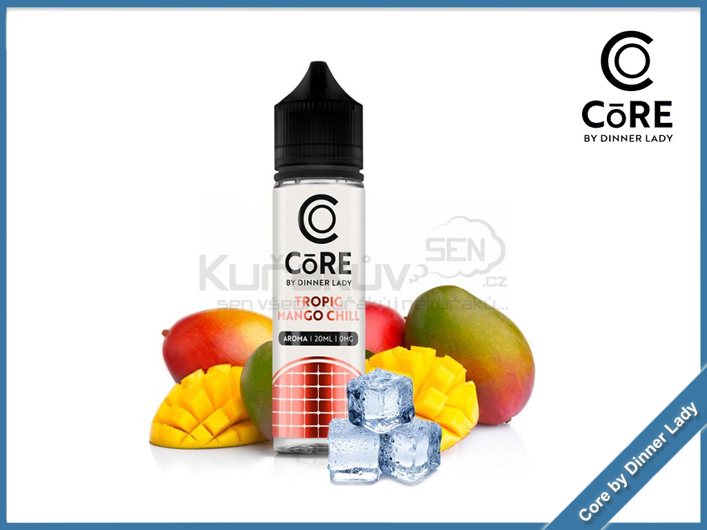Tropic Mango Chill Core by Dinner Lady