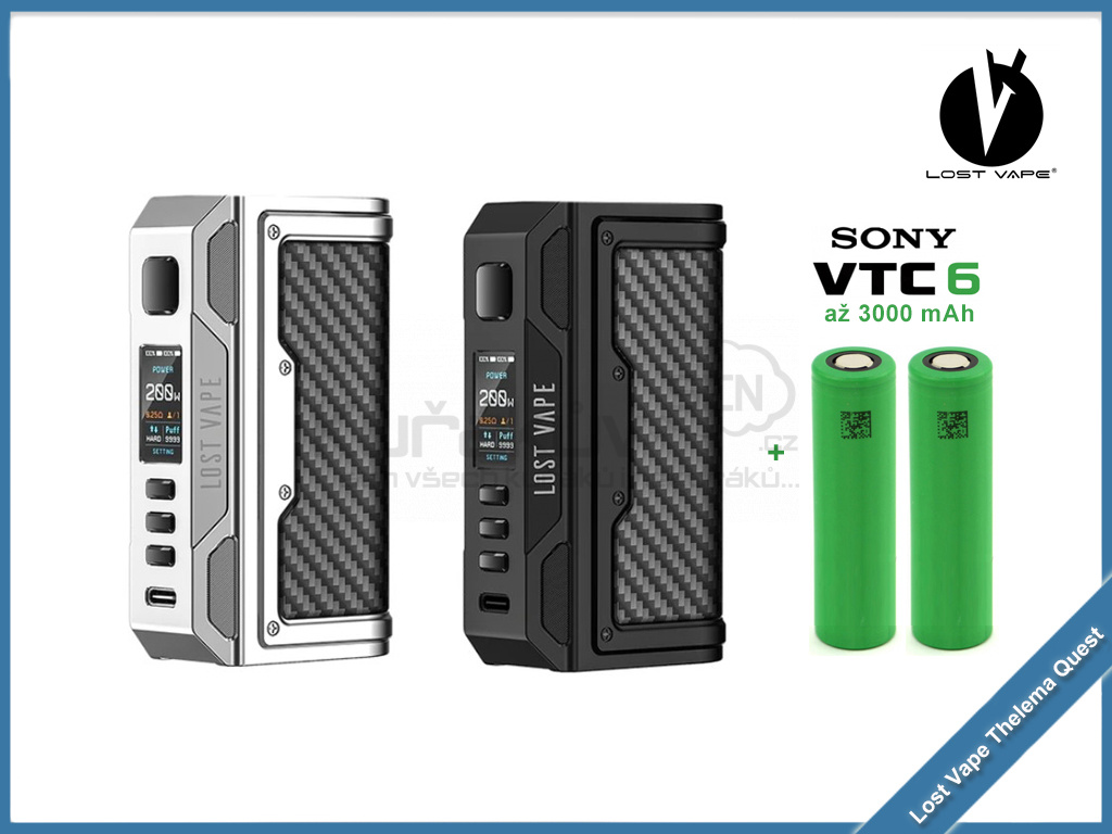 Lost Vape Thelema Quest baterie