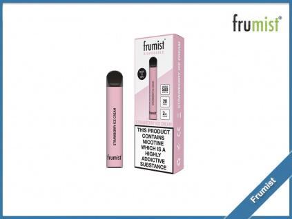 strawberry ice cream frumist