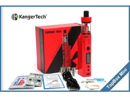 kangertech topbox mini red