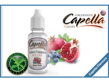 blueberry pomegranate capella
