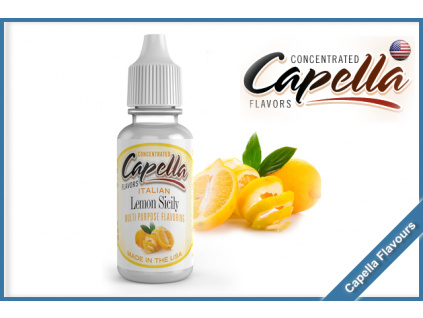 lemon sicily capella