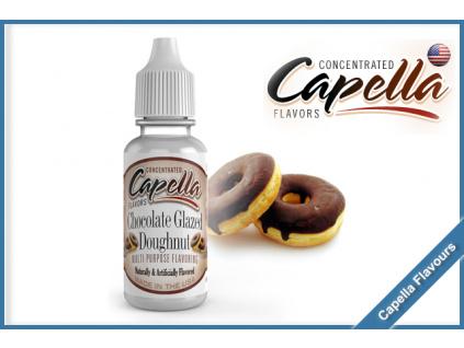 chocolate glazed doughnut capella