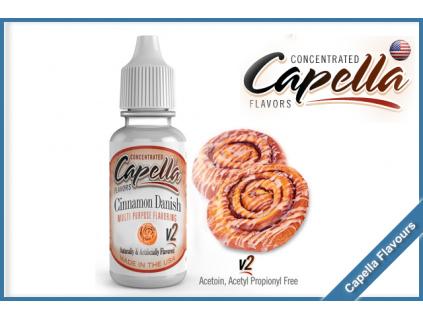 cinnamon danish capella
