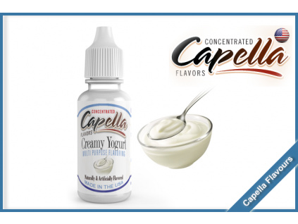 creamy yogurt capella