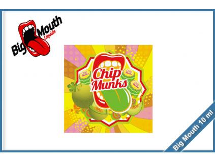 big mouth chip munks
