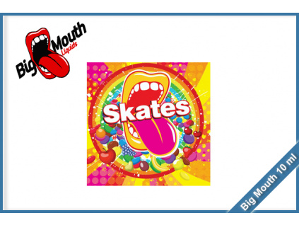 big mouth skates