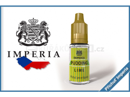 pudding lime imperia 10ml