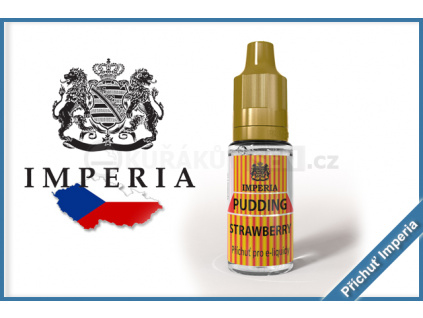 pudding strawberry imperia 10ml