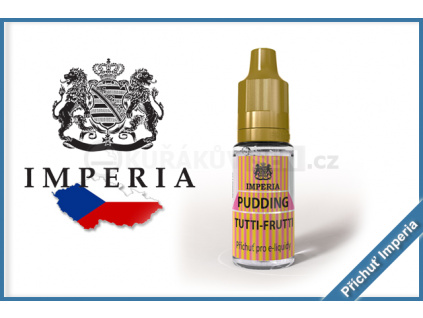 pudding tutti frutti imperia 10ml