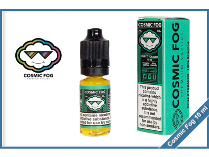 cosmic fog 10ml Chill'd Tobacco