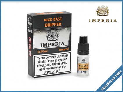 nikotinova baze imperia dripper 3mg