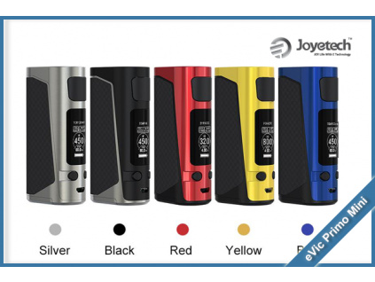 Elektronický box mod Joyetech eVic Primo Mini TC 80W