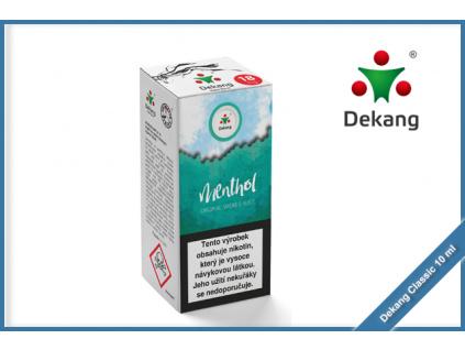 dekang classic 10ml mentol